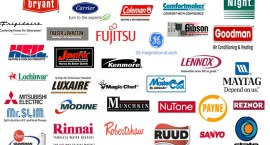 WE SERVICE AND INSTALL ALL BRANDS
