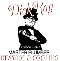 Dick Ray Master Plumber Heating and Cooling