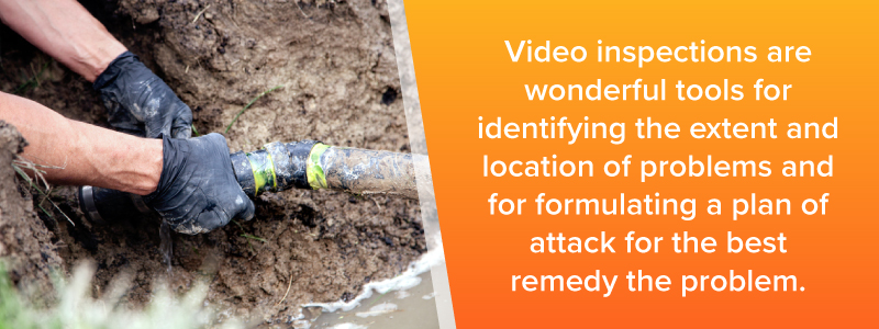video sewer inspection